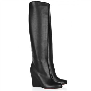 Christian Louboutin Zepita 80mm Boots Black