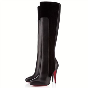 Christian Louboutin Ysa 100mm Boots Black