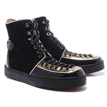 Christian Louboutin Alfie Sneakers Black