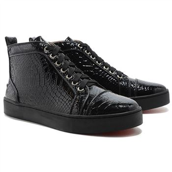 Christian Louboutin Louis Sneakers Black