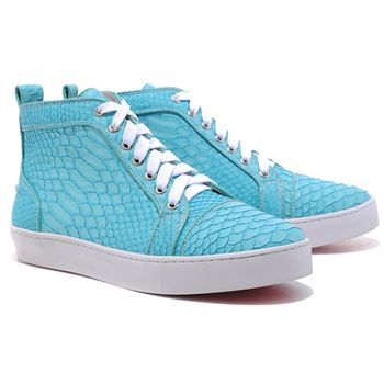 Christian Louboutin Louis Sneakers Blue