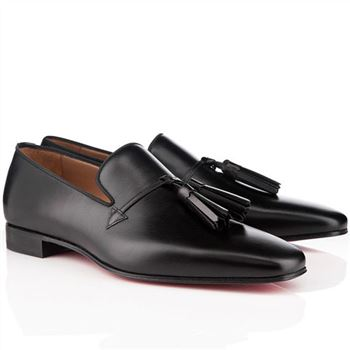 Christian Louboutin Daddy Loafers Black