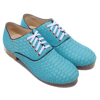 Christian Louboutin Alfredo Loafers Light Blue