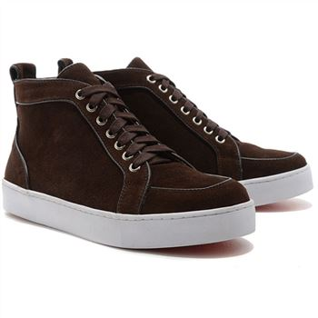 Christian Louboutin Rantus Orlato Sneakers Brown