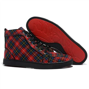 Christian Louboutin Rantulow Sneakers Red