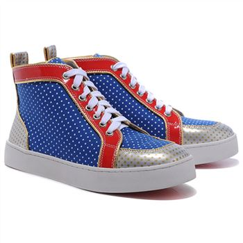 Christian Louboutin Rantulow Sneakers Multicolor