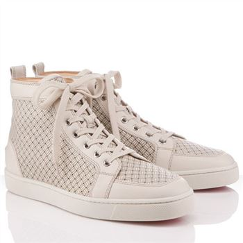 Christian Louboutin Rantulow Sneakers White