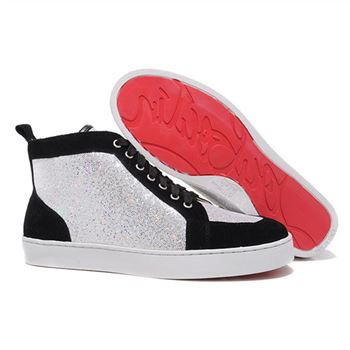 Christian Louboutin Rantulow Sneakers Black