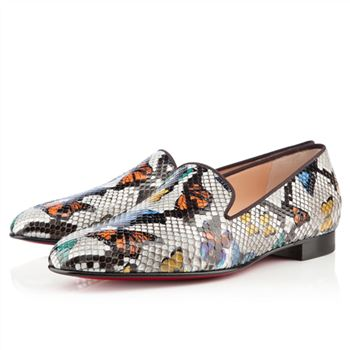 Christian Louboutin Henriette Loafers Multicolor