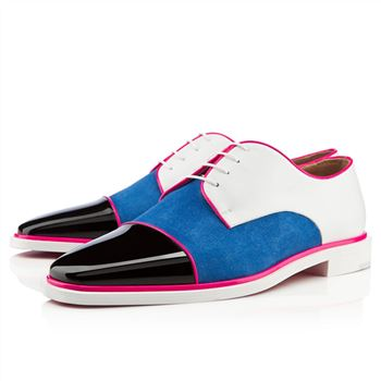Christian Louboutin Bruno Orlato Loafers Black/Saphir