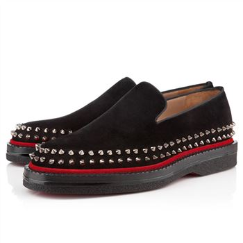 Christian Louboutin Fredapoitiers Loafers Black