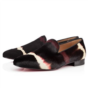 Christian Louboutin Henri Loafers Rouge Imperial