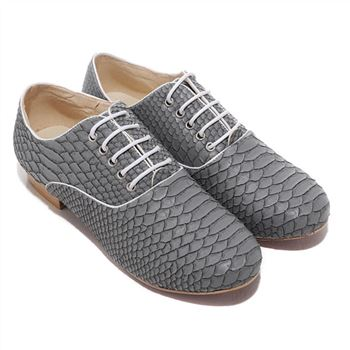 Christian Louboutin Alfredo Loafers Grey