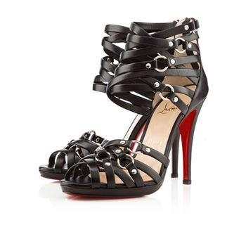 Christian Louboutin Camerona 120mm Sandals Black
