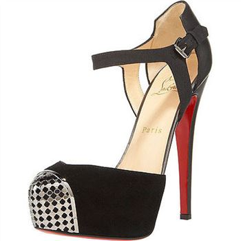 Christian Louboutin Boulima Exclusive D'orsay 120mm Sandals Black