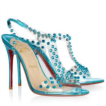 Christian Louboutin J-Lissimo 100mm Sandals Caraibes