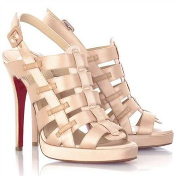 Christian Louboutin Paquita 120mm Sandals Blush