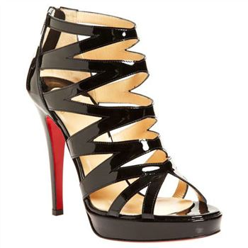 Christian Louboutin Fernando 120mm Sandals Black