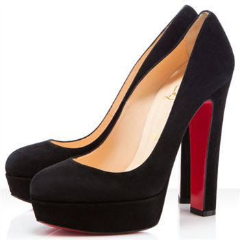 Christian Louboutin Bianca 140mm Platforms Black