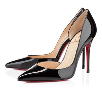 Christian Louboutin Iriza 100mm Pumps Black