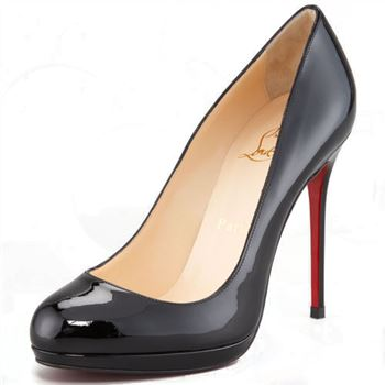 Christian Louboutin Filo 120mm Pumps Black