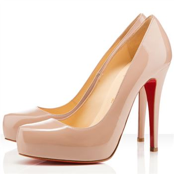 Christian Louboutin Rolando 120mm Pumps Nude