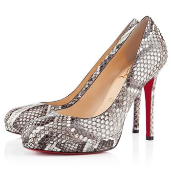 Christian Louboutin New Simple 120mm Pumps Black
