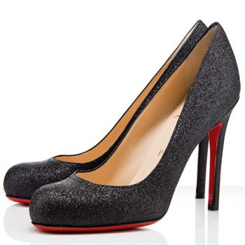Christian Louboutin Simple 100mm Pumps Black