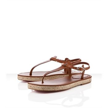 Christian Louboutin Hovercraft Sandals Noce