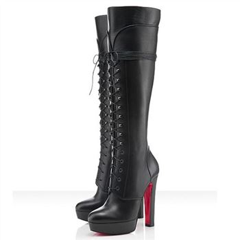 Christian Louboutin Nardja 140mm Boots Black