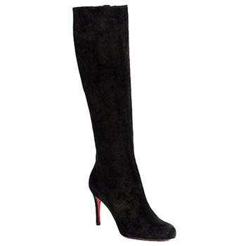 Christian Louboutin Simple Botta 100mm Boots Black